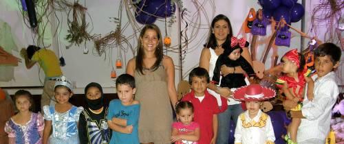 Cumpleaños Manuela Salcedo