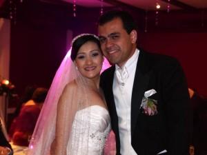 Daniel Enrique Rueda y Eliana Marcela Vega