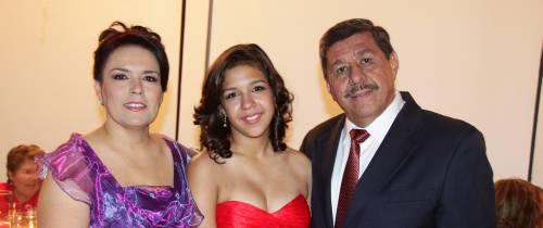 15 años de María Camila