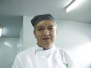 Lelio Puentes -Chef Club Campestre