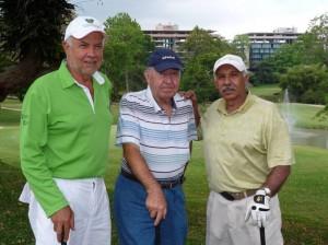 J. R. Gómez, Álvaro Gómez y Álvaro Badillo.