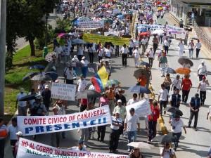 Marcha Cobro de Valorización.