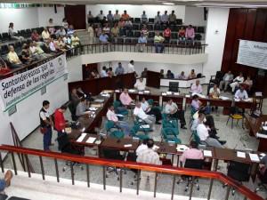 Casos de Valorización de Cañaveral llegó al seno de la asamblea.