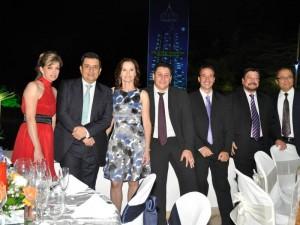 Sonia Salas, Horacio Enrique Blanco Guarín, Elizabeth Ramírez, Yesid Contreras, Nicolás González, Jorge Parra y Harry May.