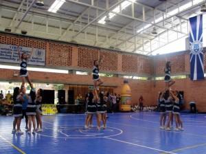 Porristas del Colegio Panamericano