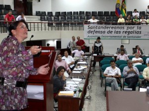 Director del Área Metroplolitana de Bucaramanga.