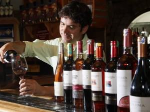 Tómese el tiempo para conocer el vino.