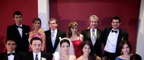 Matrimonio María Alejandra y Carlos Francisco