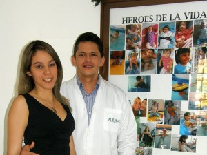 Omar Acevedo Rodrìguez Y Rosana Salinas Velasco