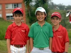 Juan José González, Rafael Ospina y Antoni Arévalo.