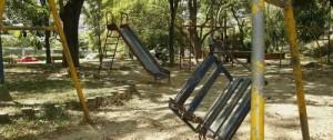 El estado del parque La Pera es un tema que preocupa a la comunidad