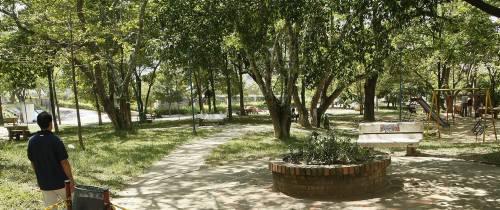 Parque La Pera recibirá arreglo, pero deberá esperar