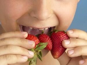 Es vital que los niños consuman buenos alimentos