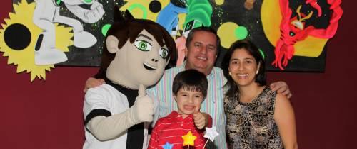 Cumpleaños de Juan Felipe Pardo Blanco