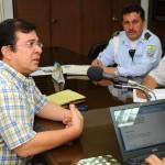 Tomás Vargas, exdirector de Tránsito de Bucaramanga.
