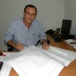 Presidente de la Sociedad Santandereana de Arquitectos