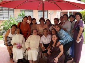 Bodas de oro de las Hermanas Hersilia Carrascal y Leonor Durán
