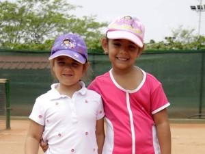 Luciana Rojas y Mariana Rojas.