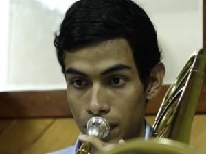 Jhon Edinnson Suárez: Trombón