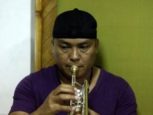 Jorge Eliecer Díaz: Trompeta
