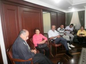 Gobernador de Santander, Horacio Serpa Uribe.