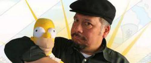 Voz de Homero Simpson estará en Bucaramanga