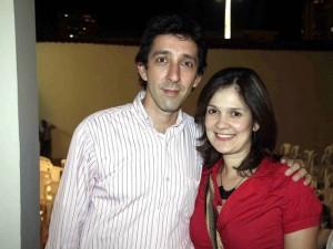 Rubén Darío Mantilla y Milena Gómez.
