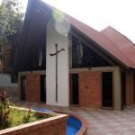 Parroquia Santa María del Bosque.