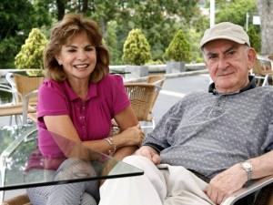 Ana María Dávila y Carlos Dávila.