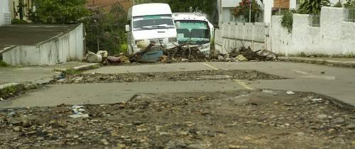 Revisión de alcantarillado comenzó en Molinos