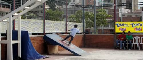 Cambridge vivió campeonato de Skateboarding