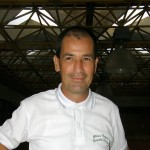 Jorge Eduardo Pérez López, rector Glenn Doman.