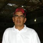 Hugo Parada, representante del Colegio San Pedro Claver.