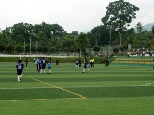 Colegio Panamericano vs. Colegio Albania.