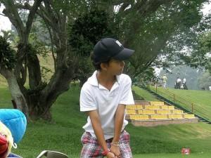 Los golfistas del Campestre compitieron por un cupo en el zonal.