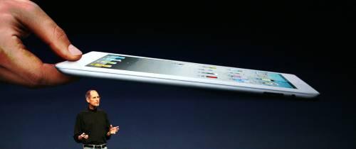 Presentan el iPad 2