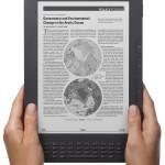 El Kindle grande, la versión DX