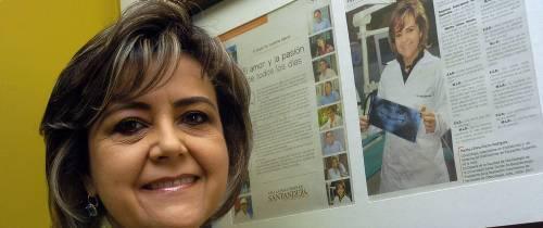 Martha Liliana, una trabajadora incansable