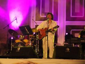 El cantautor argentino Piero estará este fin de semana en Girón