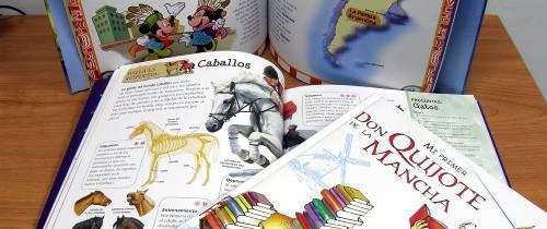 Disfrute la lectura en familia con Gente