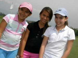 Natalia Andrea Rodríguez, Alejandra Rey y María Celeste Ortiz.
