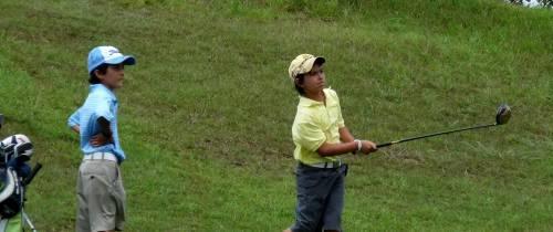 Ruitoque también seleccionó a sus golfistas