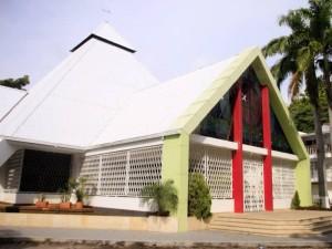 Parroquia Santa María Reina.