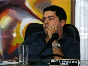 Ferley González.