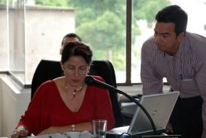 Alfa Gélvez Figueredo, director del Área Metropolitana.