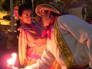 El grupo de danzas Iguana de la UPB será uno de los invitados.