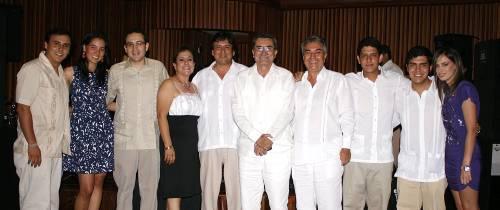 Cumpleaños de Héctor Mantilla