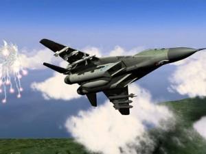 Simulador de vuelo Lock On FC 2.0.
