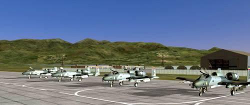 Simulación aérea: un hobby que crece