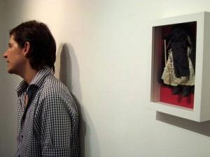 La exposición está a cargo del joven artista Luis Guillermo Elizalde.